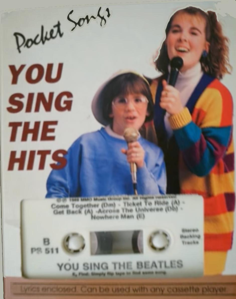 you sing the hits karaoke